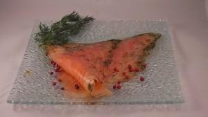 gvalax aneth coriande saumon ecossais label rouge fume
