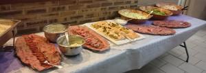 buffet froid traiteur et maintien chaud