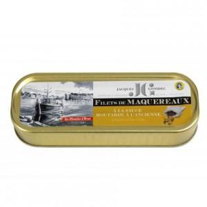 filets-de-maquereaux-a-la-sauce-moutarde-a-l-ancienne gonidec et non belle illoise