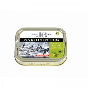 sardines-a-l-huile-d-olive gonidec et non belle iloise
